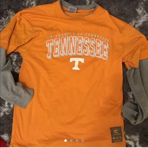 Men's University of Tennessee long sleeve t-shirt